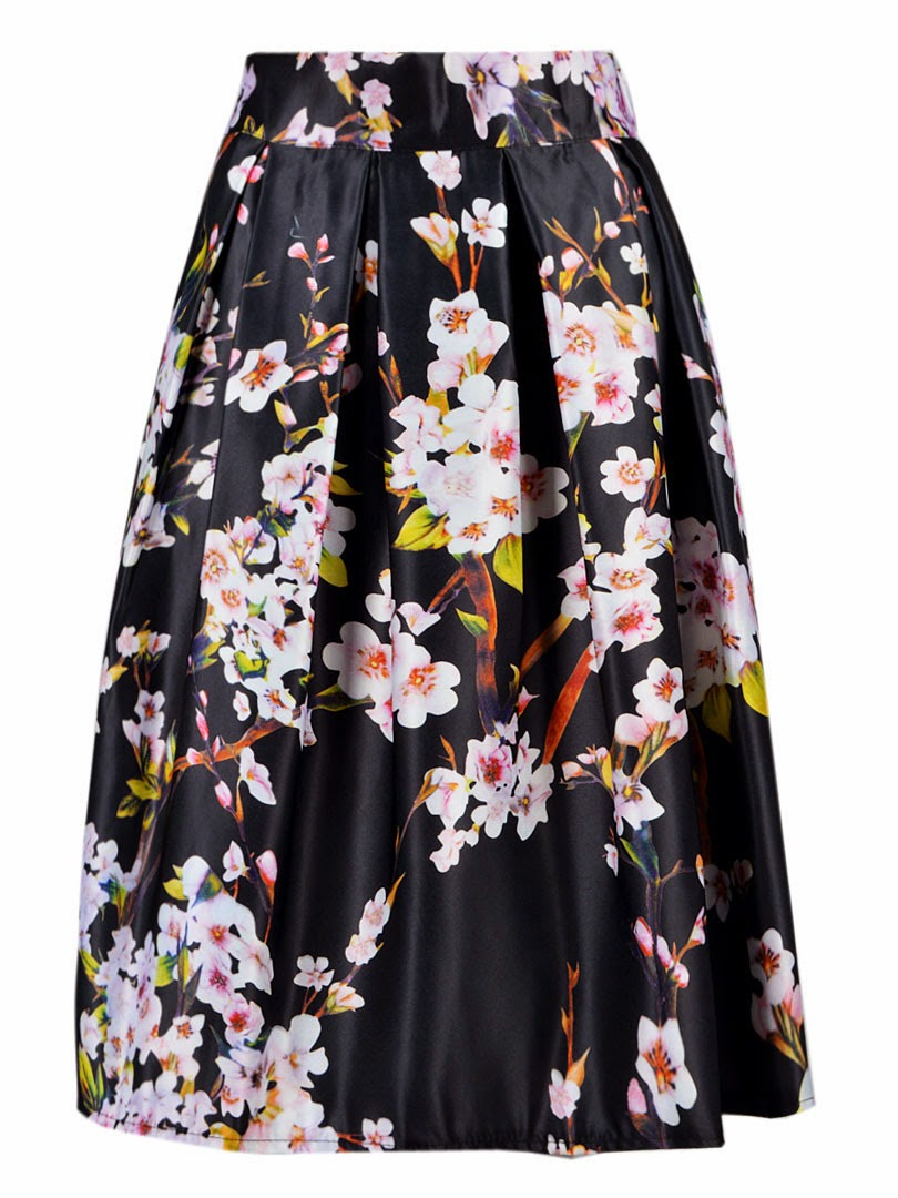 http://www.choies.com/product/black-sakura-skater-skirt-with-pleat_p27077