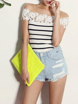 http://www.choies.com/product/white-lace-panel-stripe-off-shoulder-t-shirt_p28830