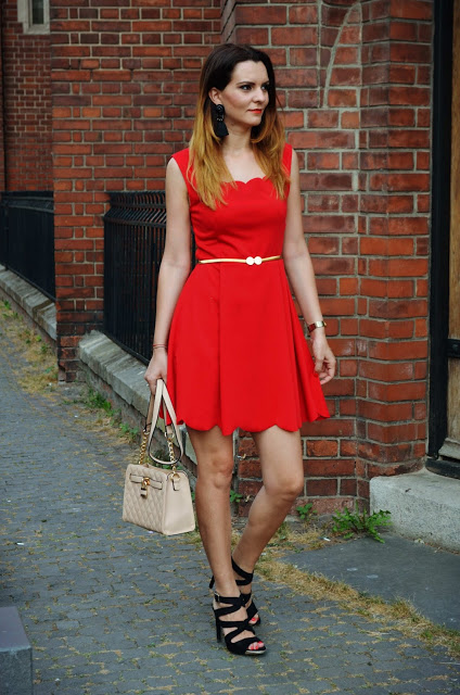 images red dress